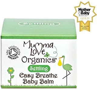 Mumma Love Organics Organic Easy Breath Balm 50ml
