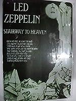 レッド・ツェッペリン Led Zeppelin ロック ヘビィメタル ブリキ看板 (3)