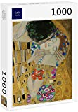 Lais Puzzle Gustav Klimt - El Beso - Detalle 1000 Piezas