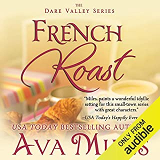 French Roast audiobook cover art