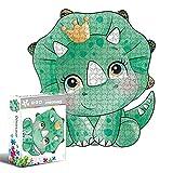 Puzzle 500 Pezzi per Bambini,Puzzle Classici,Puzzle Animali per Bambini,Puzzle Animali per Adulti,Puzzle 500 Pezzi Adulti,500 Pezzi Puzzle,Jigsaw Puzzle Adulti