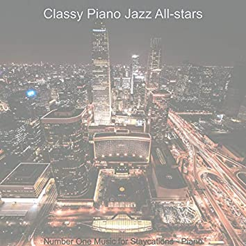Number One Music for Staycations - Piano
