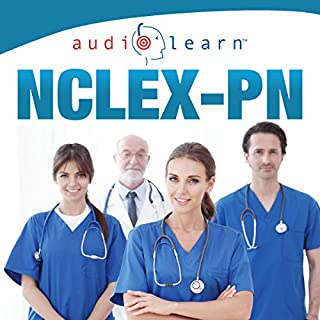 NCLEX-PN AudioLearn - Complete Audio Review for the NCLEX-PN cover art