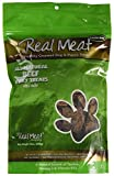 Real Meat Large Bits Beef Jerky Dog Treats 12 Oz
