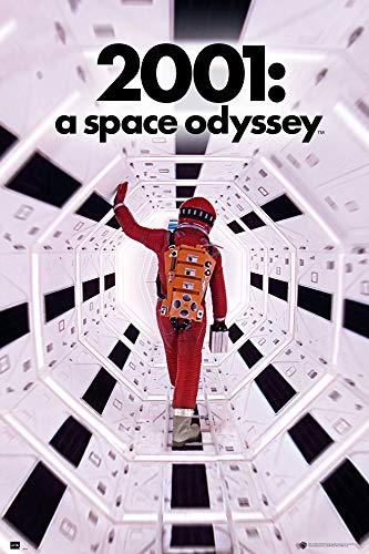 2001: A SPACE ODYSSEY POSTER (2001年宇宙の旅: スペース オデッセイ ポスター)