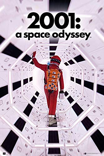 Poster 2001 - A Space Odyssey