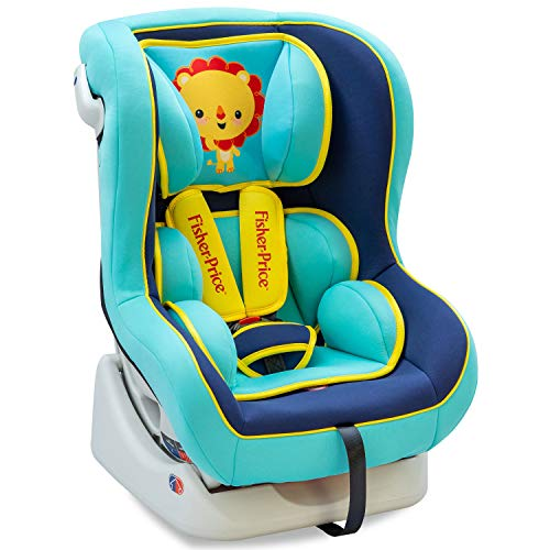 Fisher-Price - Convertible Baby Car Seat (Blue)