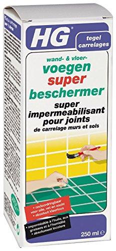 HG Reinigungsmittel für Fugen, Fliesen und Böden, 250 ml