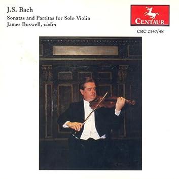 Bach, J.S.: Sonatas and Partitas for Solo Violin (Complete)