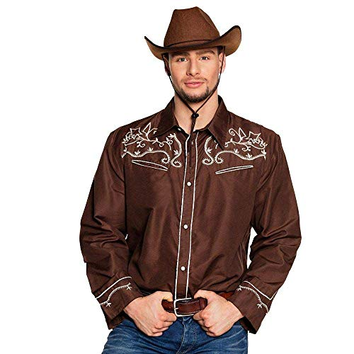 Boland Shirt Western braun