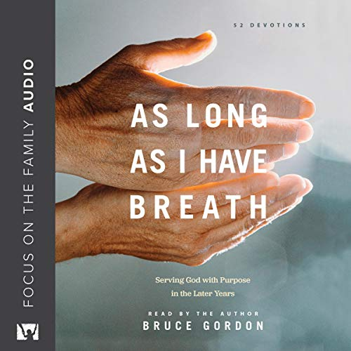 As Long as I Have Breath cover art