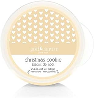 Gold Canyon Candles Scent Pod Wickless Candle (Christmas Cookie) ~ Notes of Fruit, Vanilla and Coconut