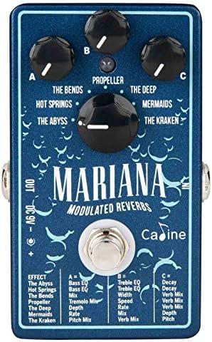 Top 10 Best reverb pedal guitar