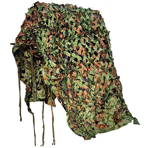 WZHCAMOUFLAGENET Dschungel-Modus Tarnnetz 210D Polyester Oxford Tuch Outdoor-Sonnenblende Dschungel-Abenteuer Verstecktes Tarnnetz Multi-Size Optional (größe : 3 * 3m)