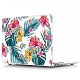 Coque MacBook Air 11 - L2W Coque de protection dure en plastiqu caoutchouc souple...