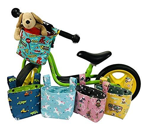 Lenkertasche nach Wunsch fürs Kinder - Fahrrad oder Laufrad