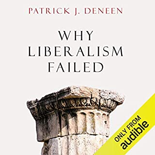Couverture de Why Liberalism Failed