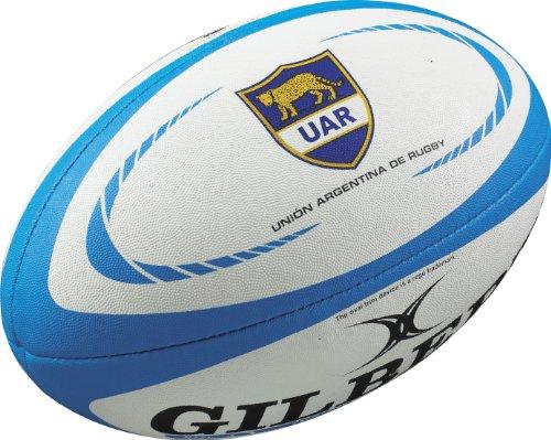 GILBERT Argentina International Replica Rugby Ball , 5 - Argentina - size 5 - Argentina