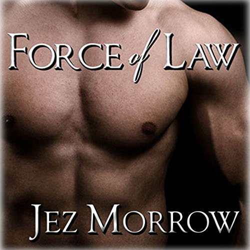 Force of Law audiobook cover art