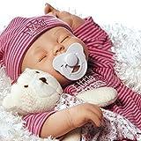 """Paradies Galleries, Schlafende Babypuppe, """"Little Princess"""" (Kleine Prinzessin) Babypuppe, 40..."""