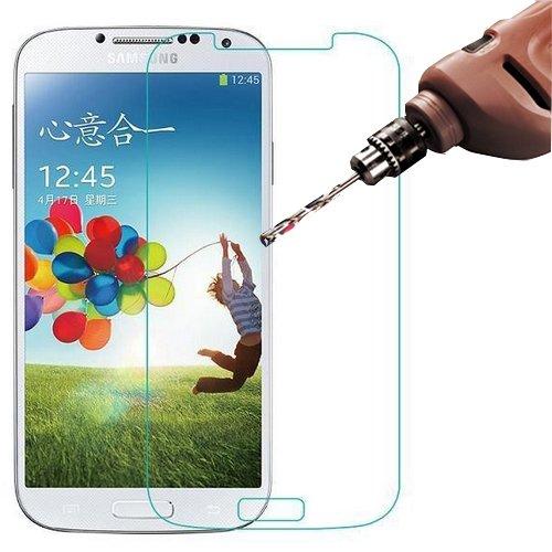 betterfon Panzerglas für Samsung Galaxy S4 i9500 i9505 / S4 Value Edition i9515 Display Schutz Echt Glas Panzer Folie Tempered Glass 9H Schutzglas Echtglasfolie Displayschutzfolie