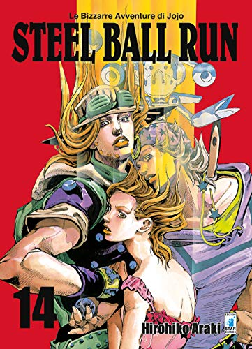 Steel ball run. Le bizzarre avventure di Jojo (Vol. 14)
