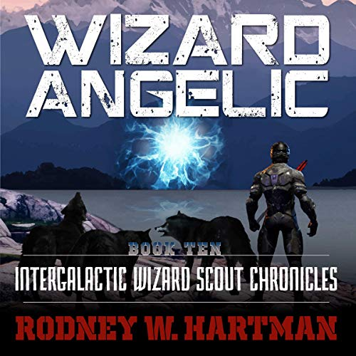 Wizard Angelic audiobook cover art