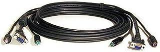 Belkin F3X1105B06 6-Feet Male/Female VGA and PS/2 KVM Cable
