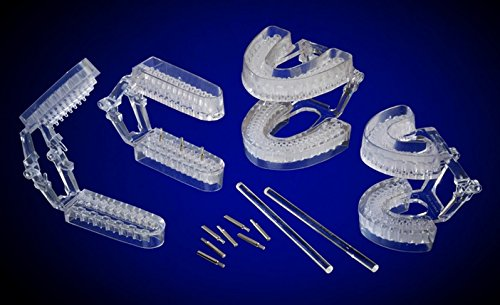 WHIPMIX - Mainstay Disposable Articulator Pin Quadrant 50 Sets - # 082 119899 Us Dental Depot