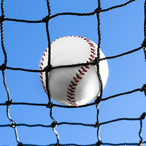 Net World Sports Baseball Backstop Nets - 50 (15. 10' x 36')