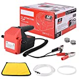 Best Oil Extractors - Suteck Oil Change Pump Extractor DC 12V 60W Review