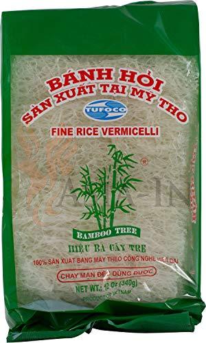BAMBOO TREE Feine Reis Vermicelli, 340 g