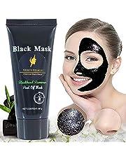 Venus Visage Black Mask,Blackhead Remover Mask,Purifying Pee