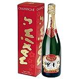 Maxim's Brut Cuvee in Gift Box Non Vintage Champagne