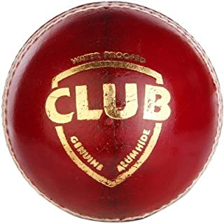 Sg Club Cricket Ball (Pack of 1, Red)