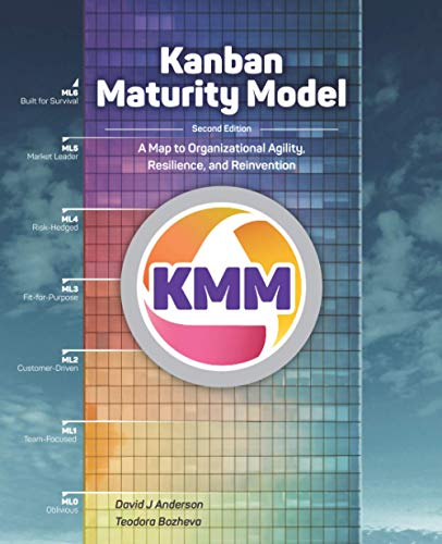 Kanban Maturity Model: A Map to Organizational Agility, Resilience, and Reinvention