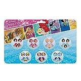Joy Toy 63523Disney Princesse Stickers 7-Days Boucles d'oreilles et bagues de