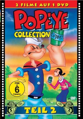 Popeye Collection - Teil 2