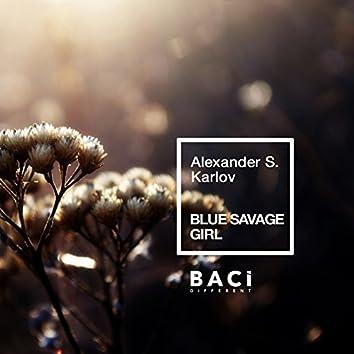 Blue Savage Girl