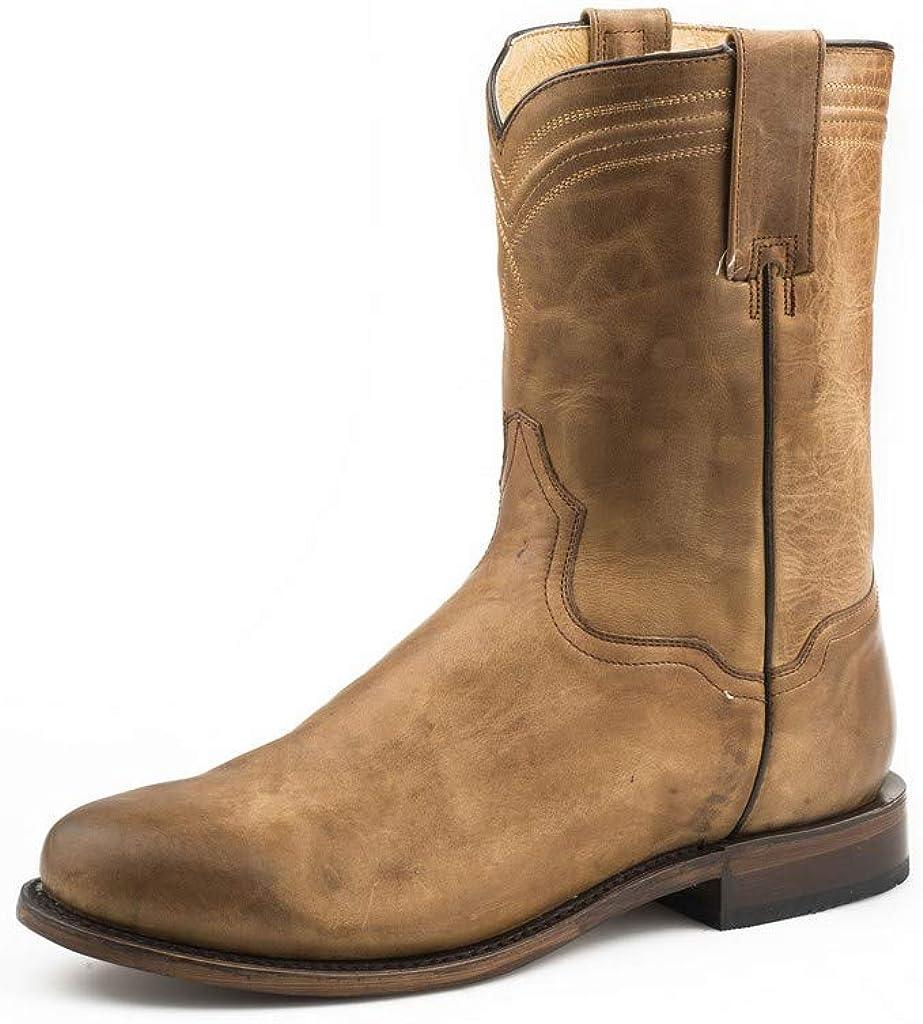 Roper Max 64% OFF Mens online shop Roderick Round Boots Toe
