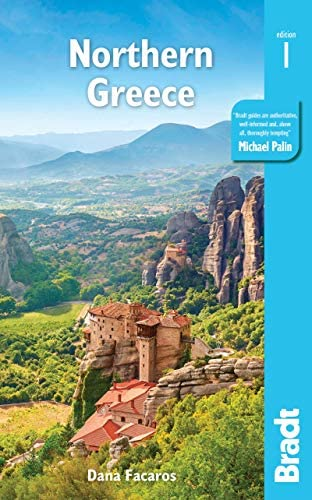 Northern Greece including Thessaloniki Macedonia Pelion Mount Olympus Chalkidiki Meteora and product image