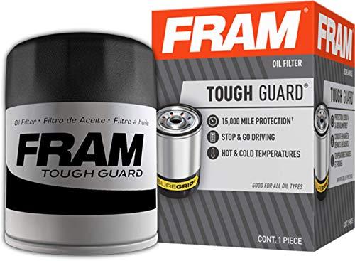 FRAM Tough Guard TG9100-1, 15K Mile Change Interval Oil Filter