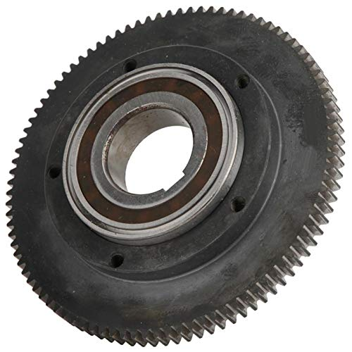 Motor Gear Modern Designed Mixture Material Straight Tooth Durable,for Electric Bike,for Middle Motor