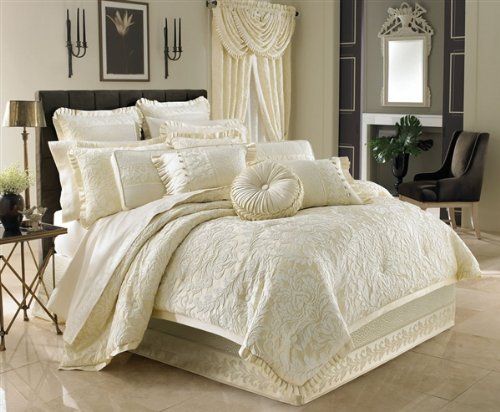 Great Price! Marquis King 9-Piece Bedding Ensemble by J Queen