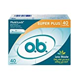 Best Overall: o.b. Super Plus Applicator Free
