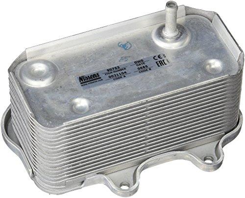 Nissens 90753 Radiateur d'huile de moteur
