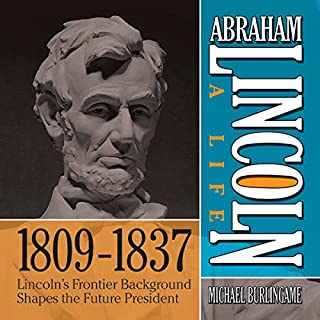 Abraham Lincoln cover art