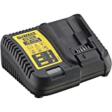 DᴇWALT DCB115-QW Caricabatterie per Piattaforma XR Litio, per Batterie 10.8 V, 14.4 V e 18 V, fino a 5.0 Ah