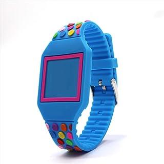 Bambini Digitale Orologio Da Polso Creativo Bello Cartone Animato Impermeabile Sportivo Silicone Orologio Per Bambini LED ...