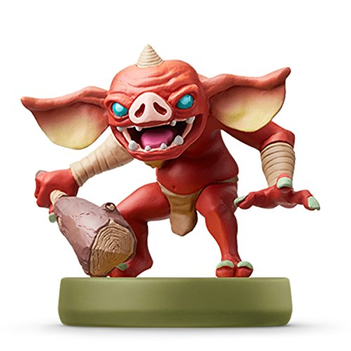Amiibo Bokoblin - Legend of Zelda Breath of the Wild series Ver. [Switch / Wii U](Import Giapponese)